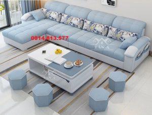 Top 5 mẫu sofa phòng khách đáng mua nhất cuối năm 2019