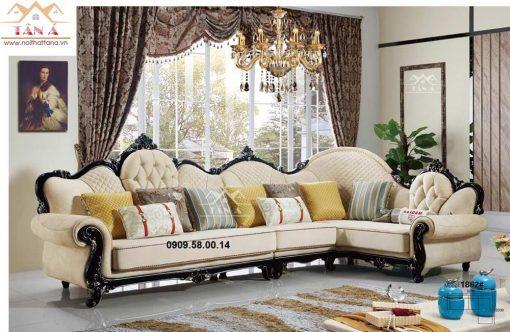 bàn ghế sofa tân cổ điển hàng nhập khẩu cao cấp TA-1862