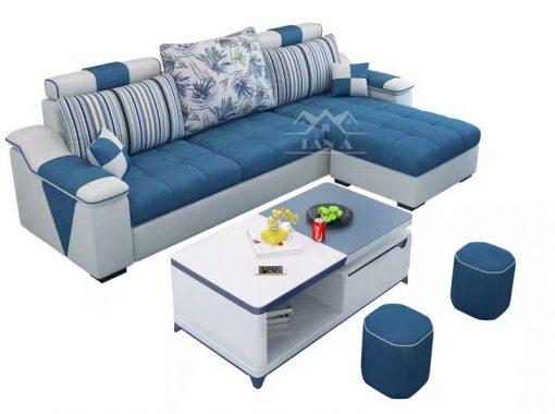 Sofa vải cao câp