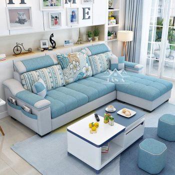 Sofa vải cao cấp