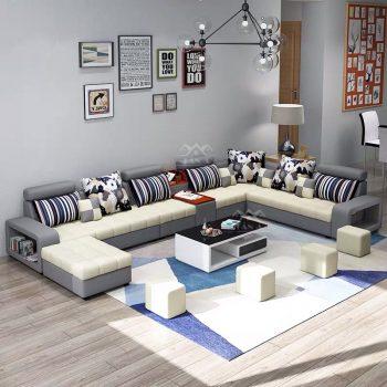 Sofa vải bố cao cấp