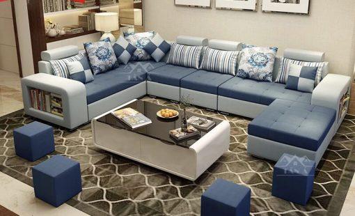 Sofa vải bố đẹp