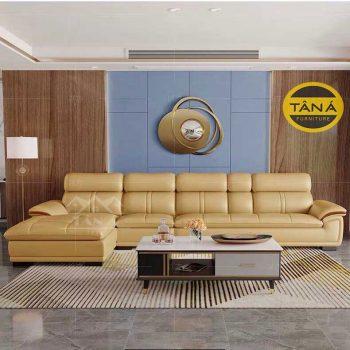 ghế sofa da hiện đại cho phòng khách