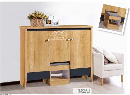 Mua tủ giày bằng gỗ đẹp hiện đại tphcm