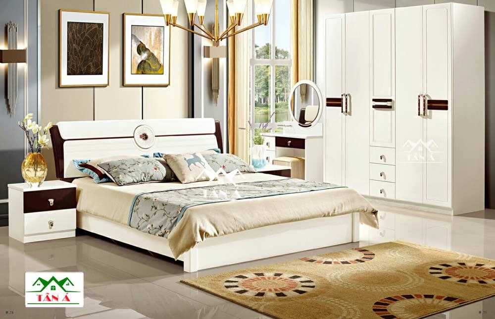 mẫu giường ngủ đẹp 2021