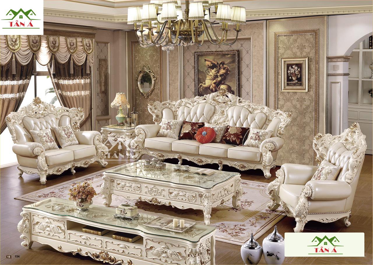 Những mẫu sofa tân cổ điển HOT nhất năm 2020
