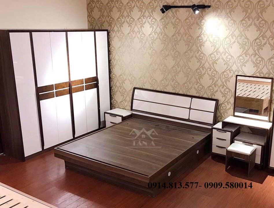 Mãu giường ngủ thông minh đơn giản tầm giá 15 triệu