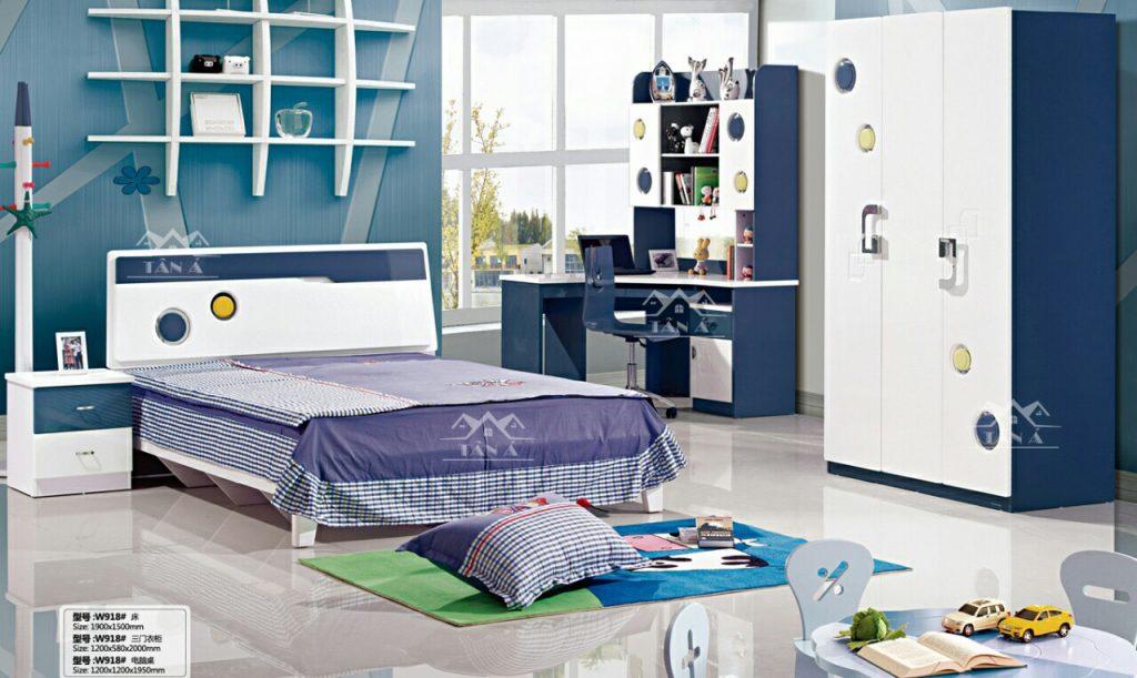 giường tủ cho bé