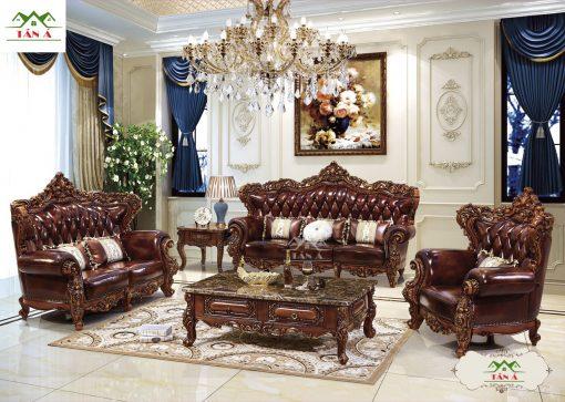 ghế sofa tân cổ điển đẹp hàng nhập khẩu TA-M35C