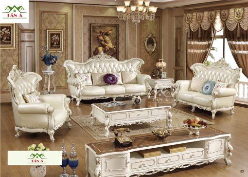 ghế sofa tân cổ điển nhập khẩu cao cấp