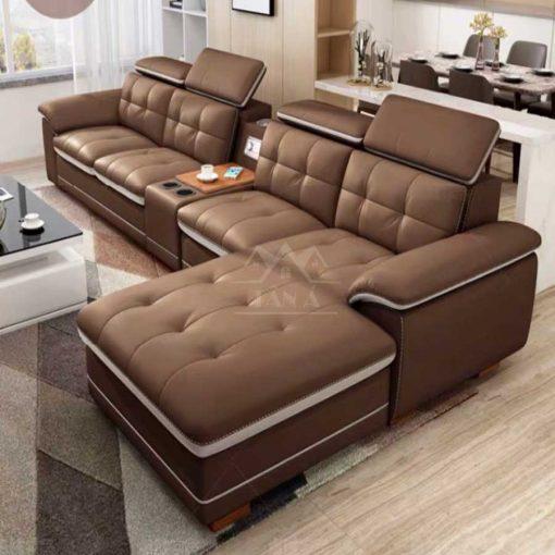 Sofa phòng khách chung cư nhỏ đẹp giá rẻ