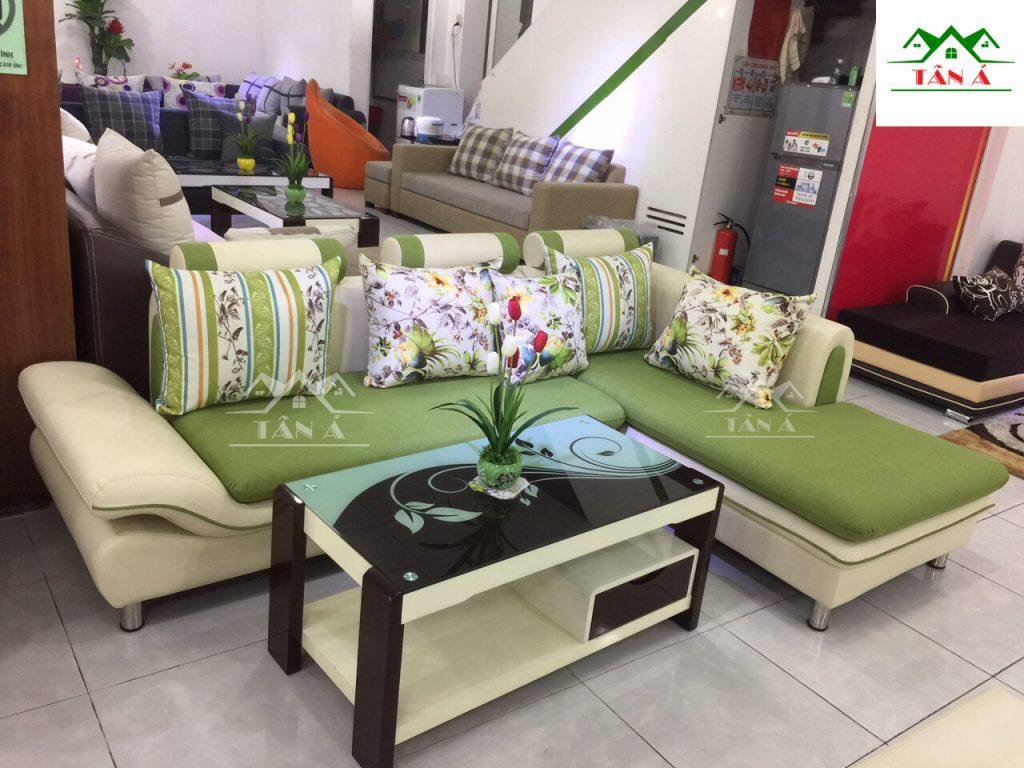 Bộ bàn ghế sofa phòng khách dưới 10 triệu