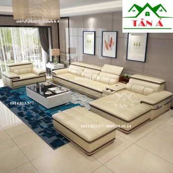 15 mẫu ghế sofa chữ L hiện đại dành cho phòng khách nhỏ