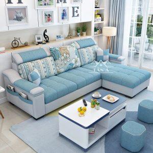 Tổng hợp các mẫu bàn ghế sofa phòng khách giá rẻ được yêu thích nhất tại Tân Á
