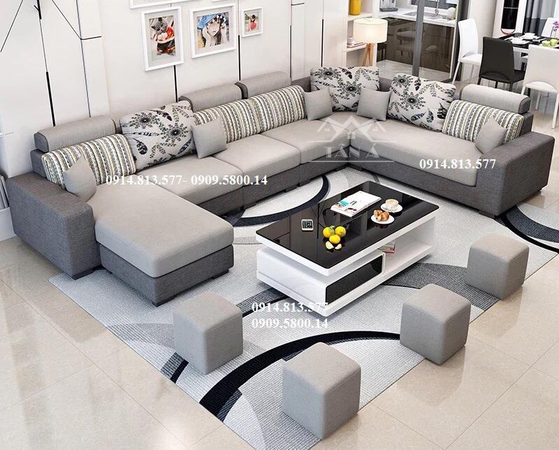 sofa phòng khách dưới 20 triệu