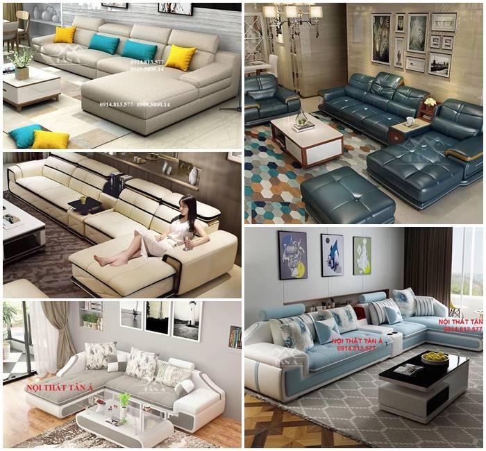 Cách trang trí nội thất phòng khách gia đình cao cấp