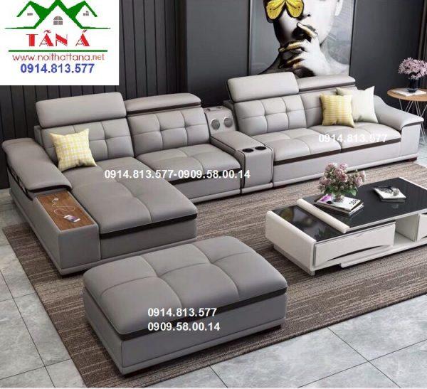 Sofa phòng khách đẹp hiện đại