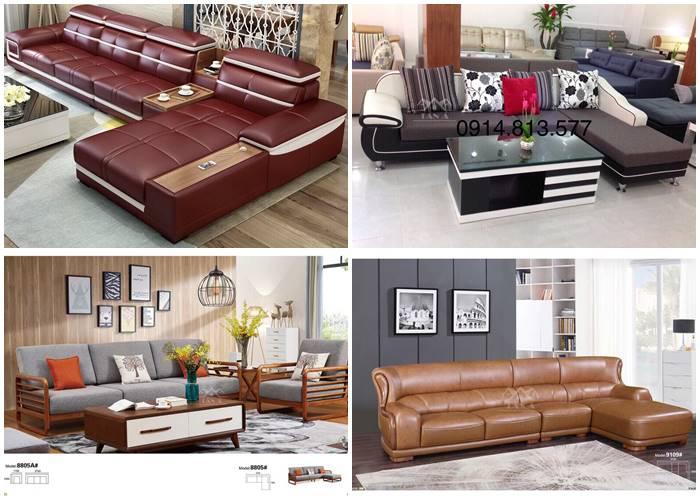 Đặt sofa phòng khách dưới bàn thờ nên hay không? Cách kê sofa hợp phong thủy