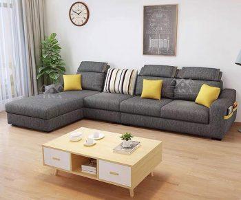 Sofa vải đẹp giá rẻ