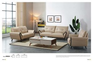 Sofa Da Bò Thật Nhập Khẩu TA-9002
