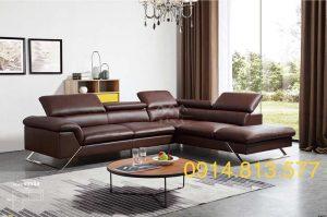 Sofa Da Bò Thật Nhập Khẩu TA-993A