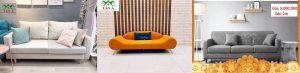 3 mẫu sofa băng
