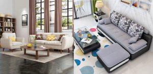 Sofa băng và đơn