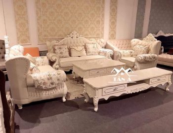 bộ bàn ghế sofa tân cổ điển TA-135
