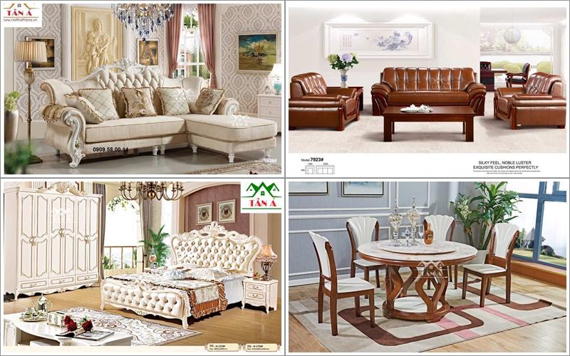 bộ bàn ghế sofa,giường tủ,bàn ăn giá rẻ vĩnh long