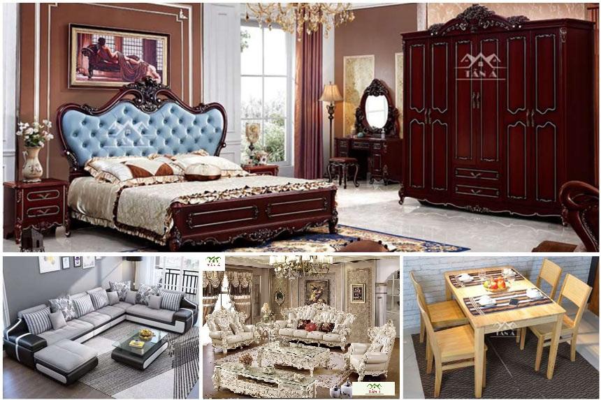 Mua ghế sofa,bàn ăn,giường ngủ nội thất giá rẻ Bình Thuận