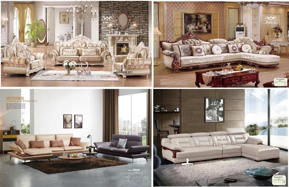 Sofa Bình Thuận giá rẻ