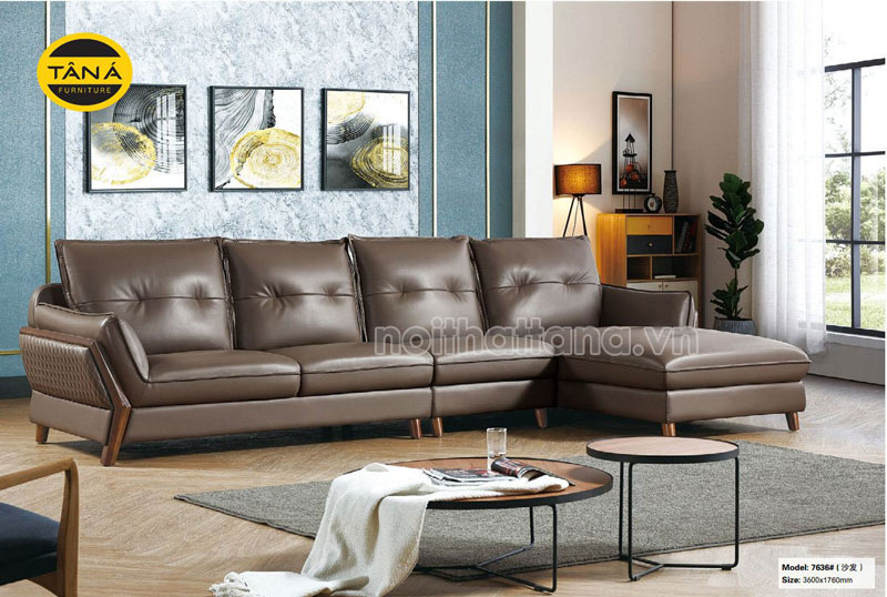 ghế sofa da cao cấp nhập khẩu malaysia, sofa da đẹp hiện đại
