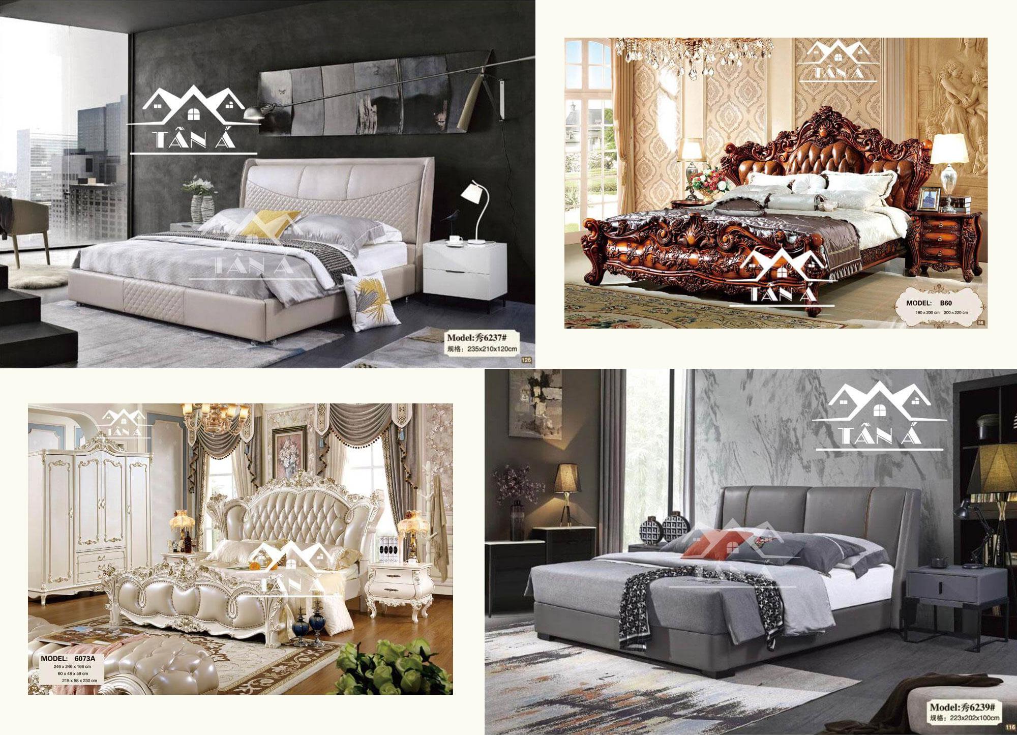 Giường ngủ gỗ sồi và những lưu ý đáng quan tâm