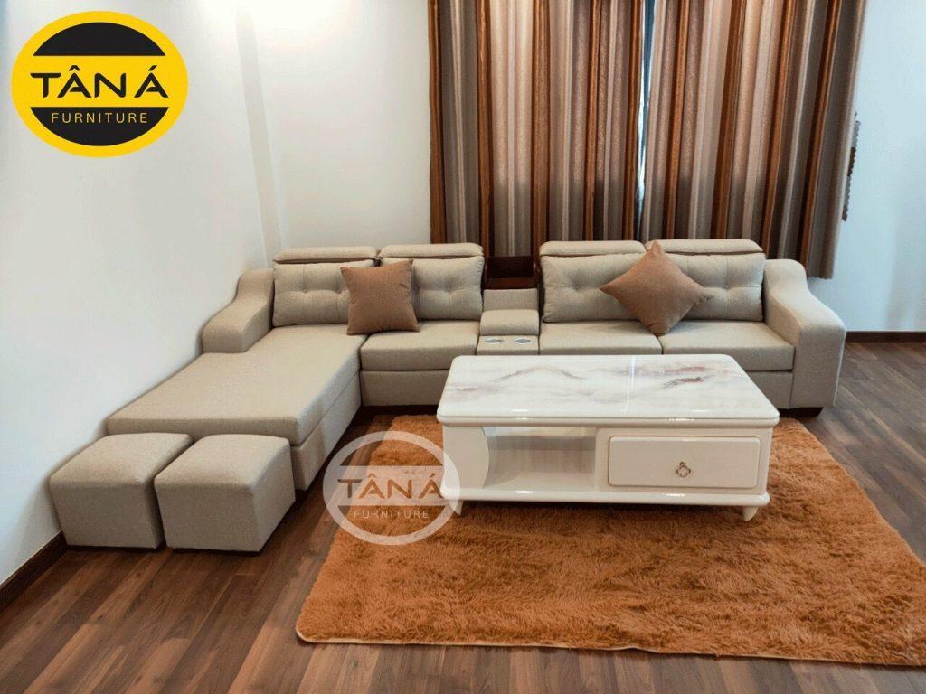 Nguyên tắc chọn và trang trí Ghế sofa phòng khách đẹp giá rẻ