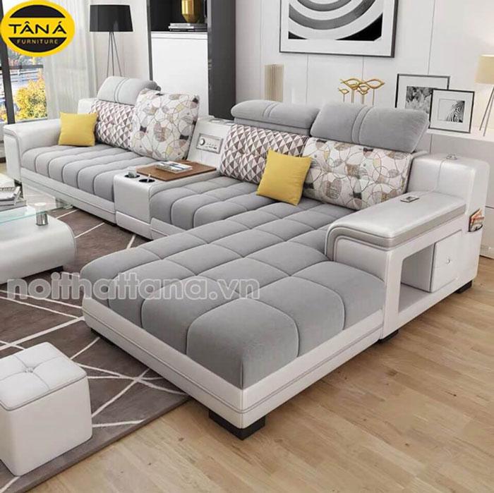 sofa vải nỉ