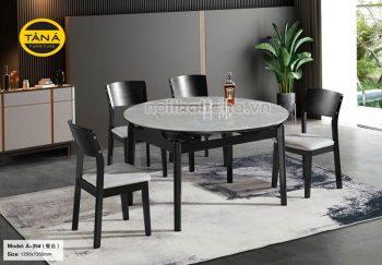bàn ăn tròn hiện đại