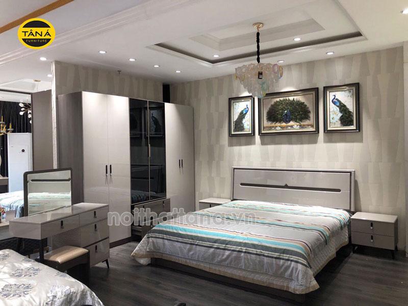giường tủ hiện đại giá rẻ tphcm