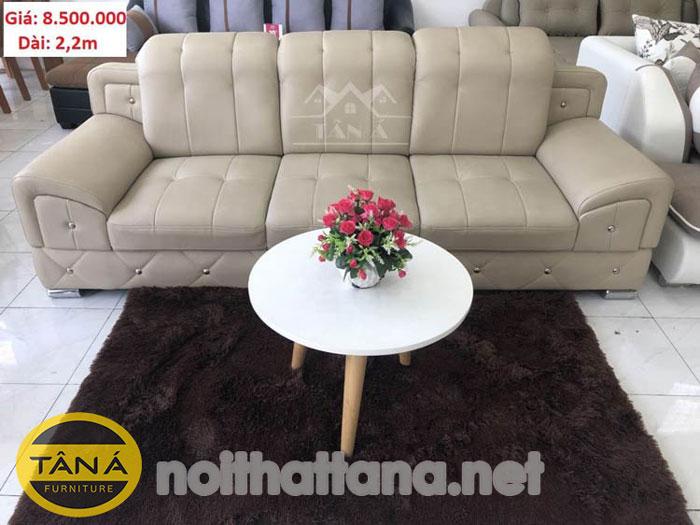 sofa chung cư băng dài 3 chỗ ngồi