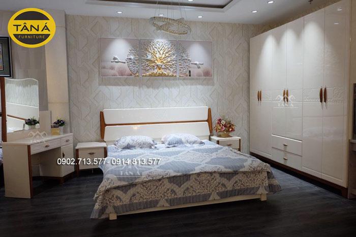 giường tủ hiện đại giá rẻ