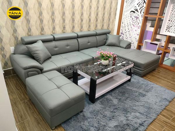 ghế sofa phòng khách nhà ống